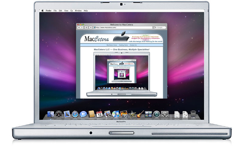 MacCetera LLC - Macintosh and Internet Services